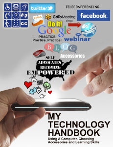 Cover of My Technology Handbook
